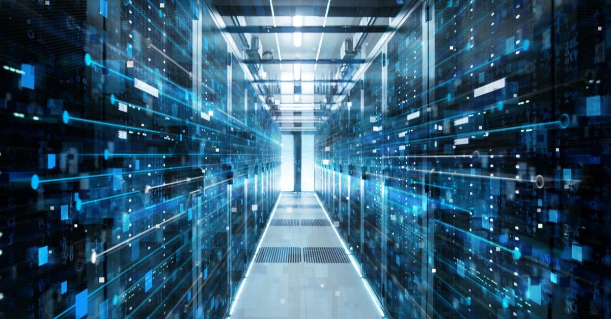 infraestrutura de dados